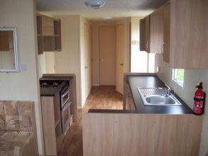 Private static caravan rental image from Thorpe Park Holiday Centre, Cleethorpes, Lincolnshire