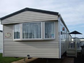 Private static caravan rental image from Trecco Bay Holiday Park, Porthcawl, Glamorgan