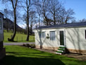 Private static caravan rental image from Craiglwyd Hall Caravan Park