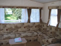 Private static caravan rental image from White Acres Country Park, Newquay, Cornwall 4